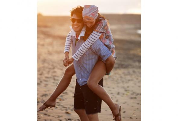 Майкл Бастиан иGant посвятили летнюю капсульную коллекцию Гавайям - Фото №6