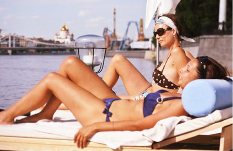 Нагородских пляжах появится бесплатный wi-fi