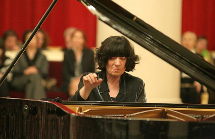 Вечера фортепианной музыки