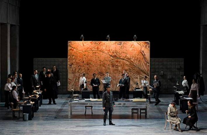 Интернет-трансляция оперы «Иудейка»
