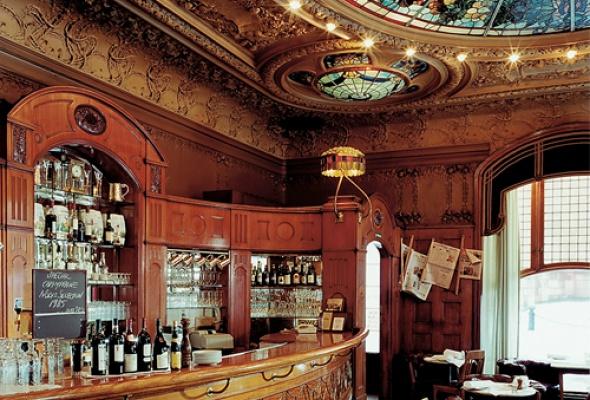 Рестораны икофейни - Фото №2