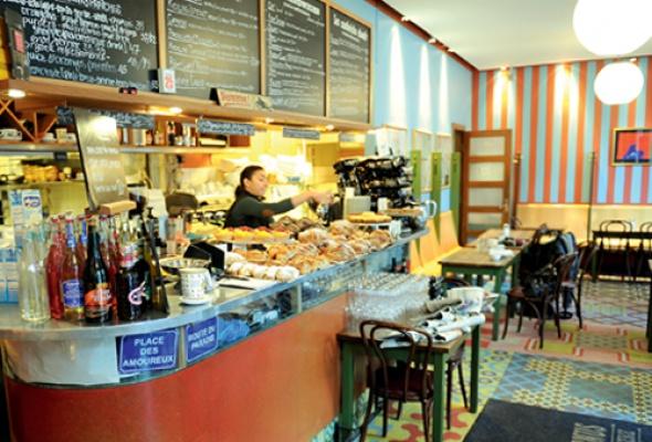 Рестораны икофейни - Фото №4