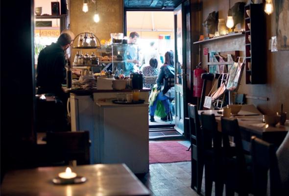 Рестораны икофейни - Фото №6
