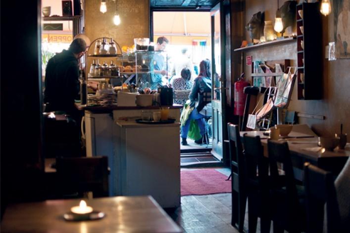 Рестораны икофейни