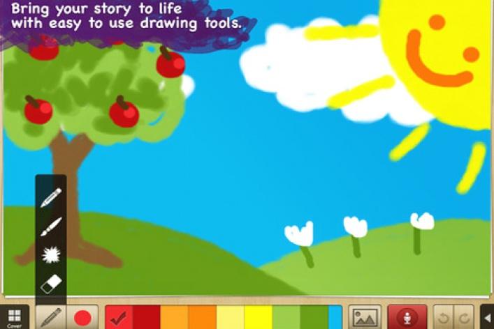 3iPad-приложения для детей