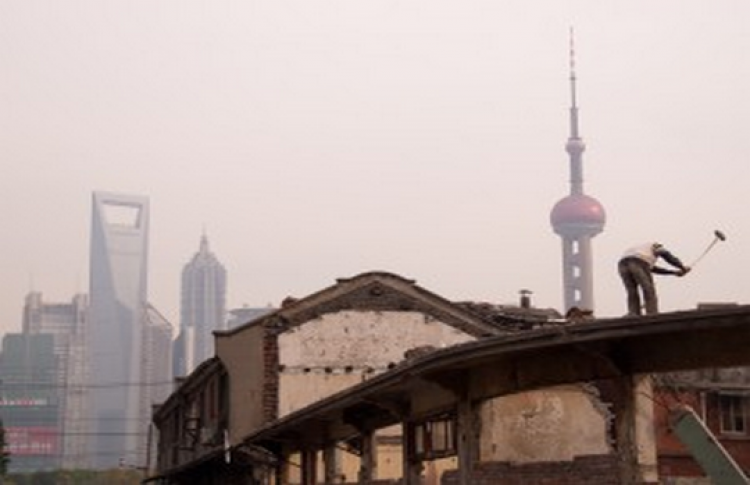 Шедевры современной архитектуры: Шанхай