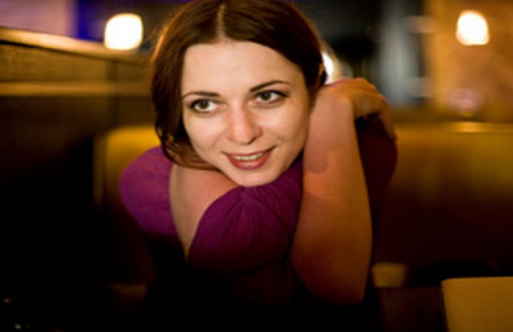 Встреча с Мариной Ахмедовой