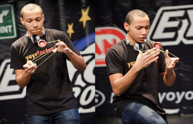 Чемпионат по игре в Yo-Yo