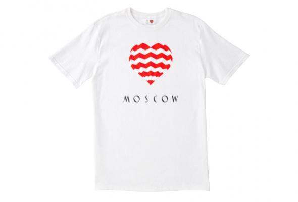 Heart ofMoscow посвятил футболки старой Москве - Фото №1