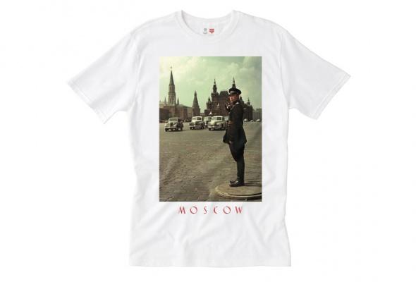 Heart ofMoscow посвятил футболки старой Москве - Фото №4