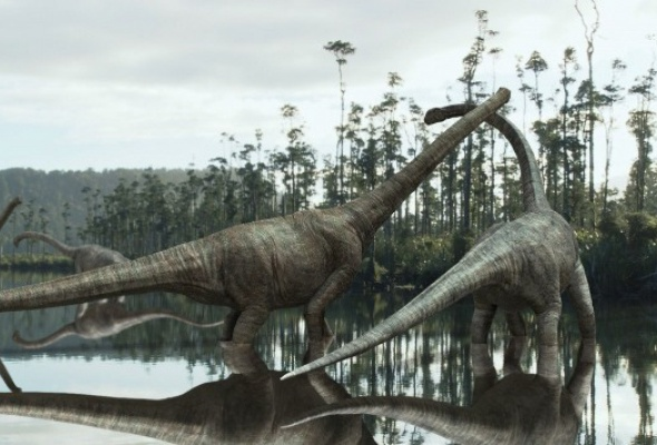Тарбозавр 3D - Фото №1
