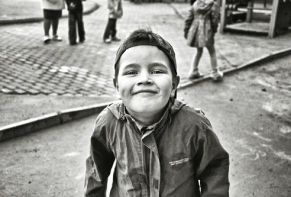 """Кин Хайк-Абильдхауге """"100 лет. Портреты русских людей"""" - Фото №0"""