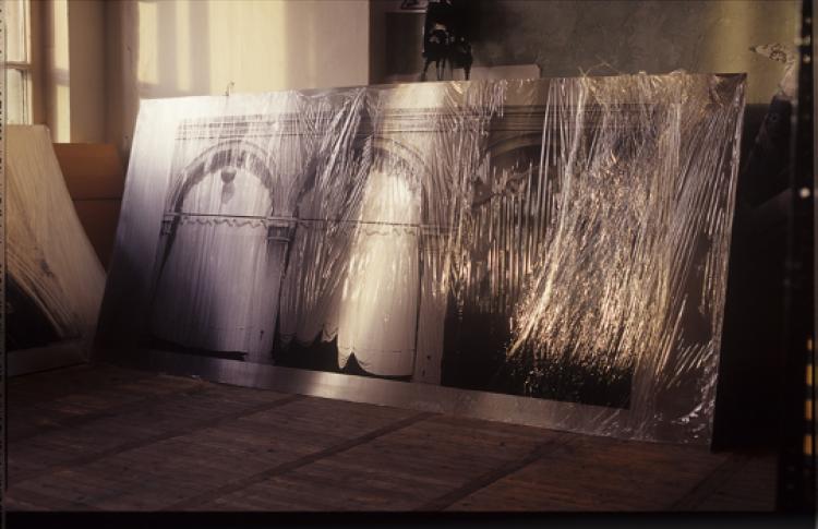 Шелкография как искусство. Московская студия печатных технологий в искусстве