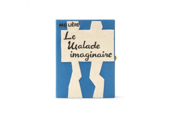 ВЦУМе появились клатчи-книги отOlympia LeTan - Фото №15