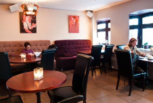 Арт-кафе Этре - Фото №5