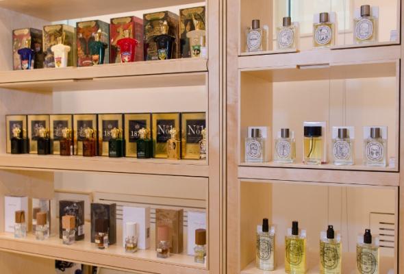 Ревизия: бутик нишевой парфюмерии вРив Гош «Цветной» - Фото №3