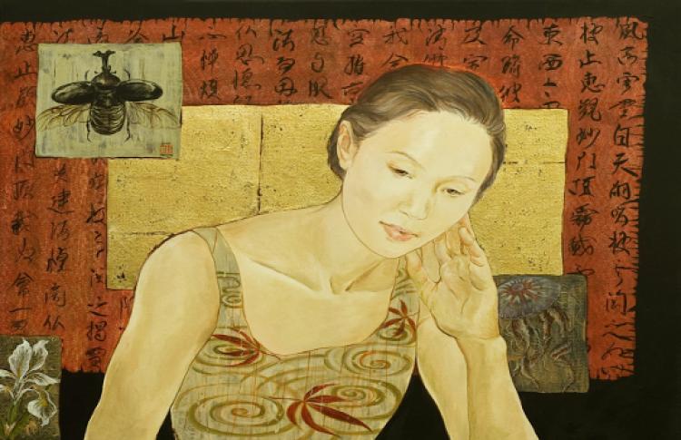 Минако Ота и Чжоу Сянь Юнь
