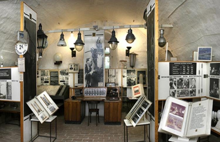 Экскурсия по постоянной экспозиции музея «Огни Москвы»
