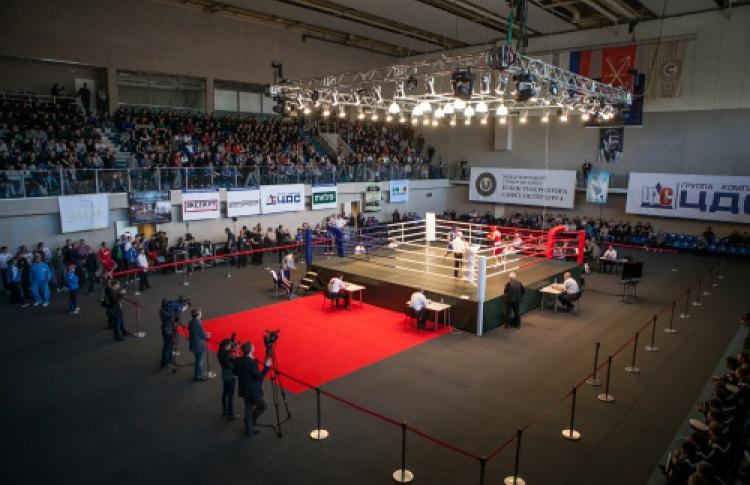 III Международный турнир побоксу