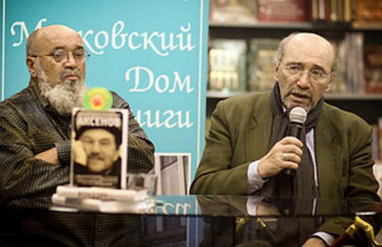 В гостях Александр Кабаков и Евгений Попов