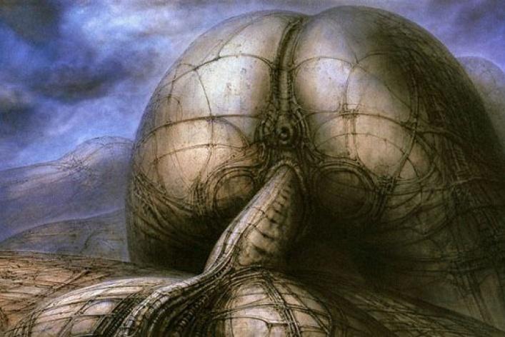 Работы художника «Чужого» непустили вПланетарий