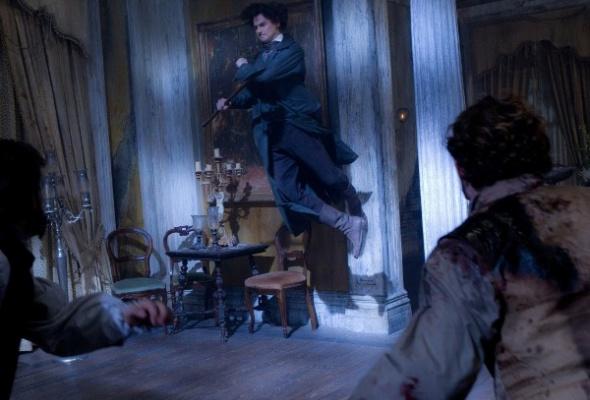 Президент Линкольн: Охотник на вампиров - Фото №8