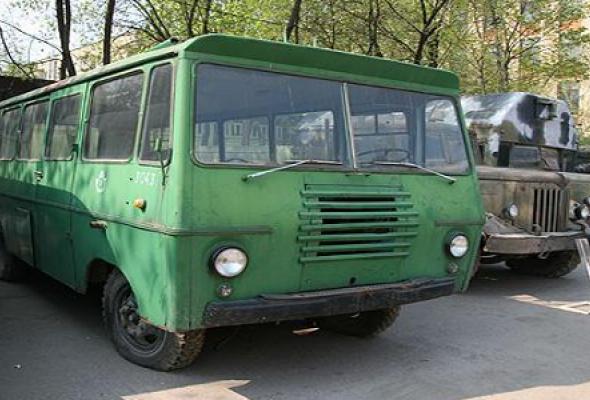 Музей ретро-автомобилей - Фото №1