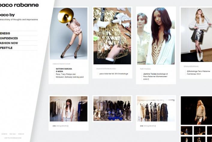 Paco Rabanne объявил озапуске форума Paco By, посвященного моде