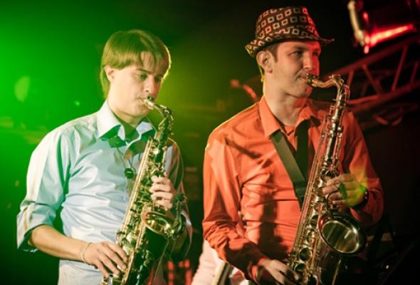 VIII Международный фестиваль джаза и world music Petrojazz - Фото №3