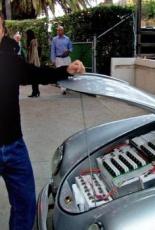 Месть электромобиля