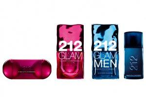 Парные ароматы 212 GLAM отCarolina Herrera