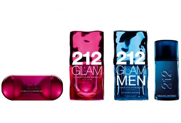 Парные ароматы 212 GLAM отCarolina Herrera - Фото №0
