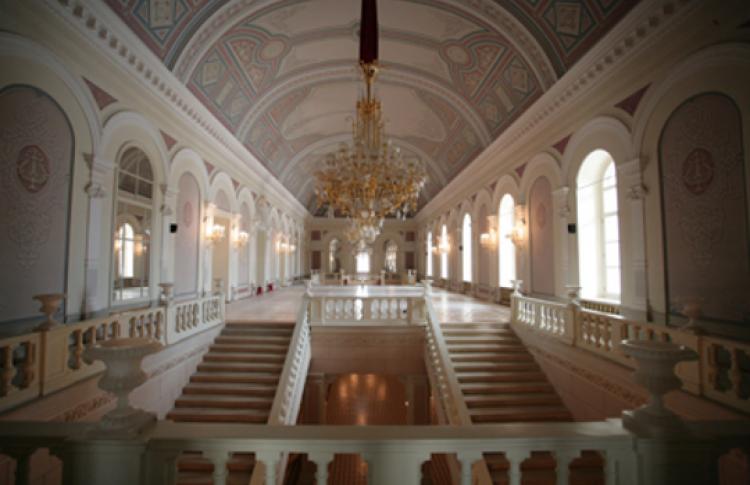 Экскурсии по историческому зданию Большого театра