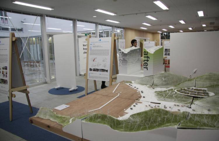 Как японские архитекторы справлялись с последствиями землетрясения на востоке Японии