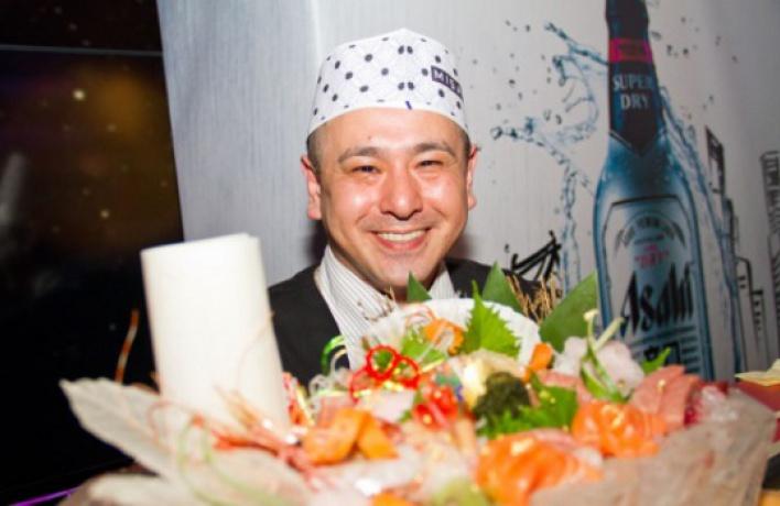 Самурай суши