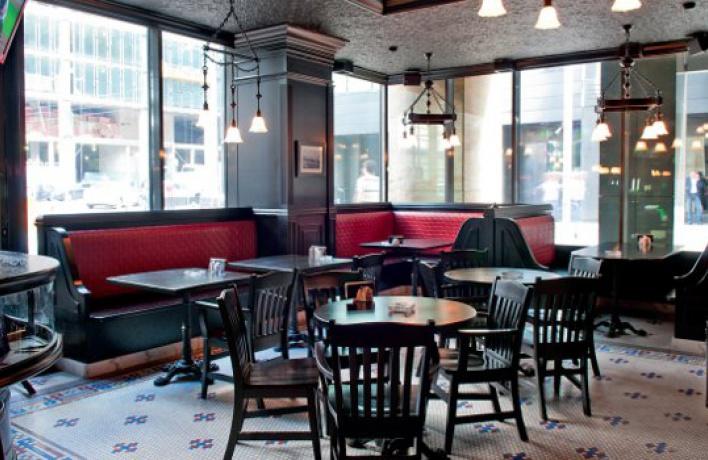 The Hudson Bar