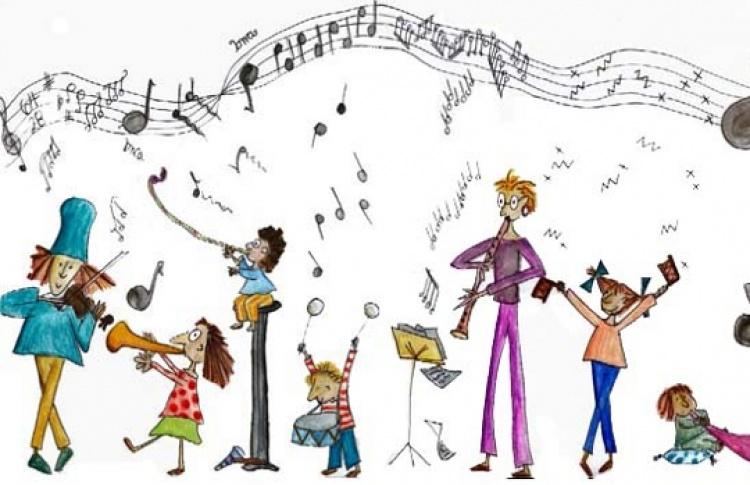 За любимым инструментом в симфоническое королевство