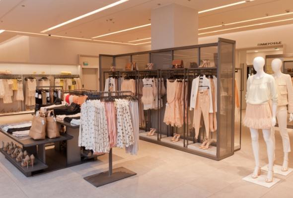 Zara в«Европейском» открылась вновом имидже - Фото №0