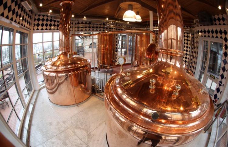 Праздник в«Карл иФридрих» вчесть открытия новой пивоварни