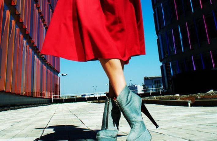 Презентация новой коллекции fw2012/2013 Модного Дома KOGEL