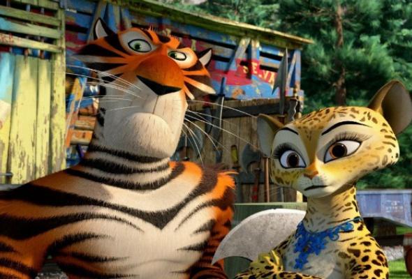 Мадагаскар 3 - Фото №8