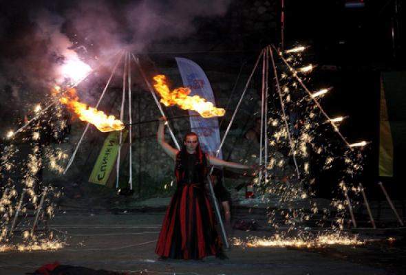 Вселенский карнавал огня - Фото №0