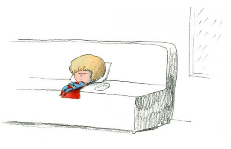 Иллюстрация как искусство повествования