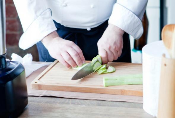 Мастер-класс Джузеппе Рикебоно: оливкового масла много небывает - Фото №1