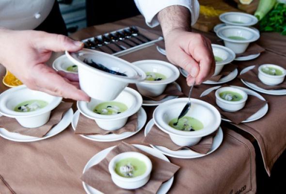 Мастер-класс Джузеппе Рикебоно: оливкового масла много небывает - Фото №7