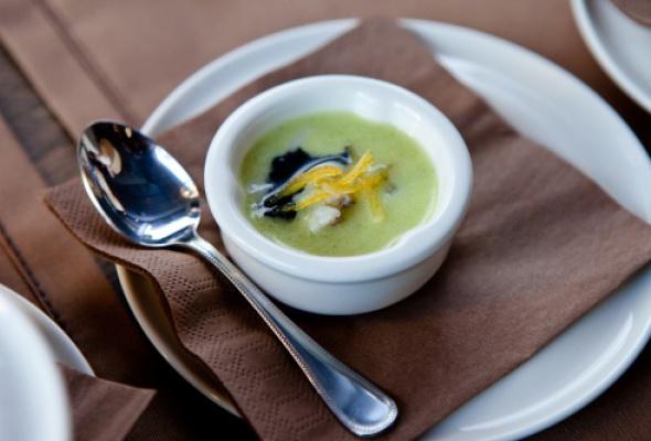 Мастер-класс Джузеппе Рикебоно: оливкового масла много небывает - Фото №8