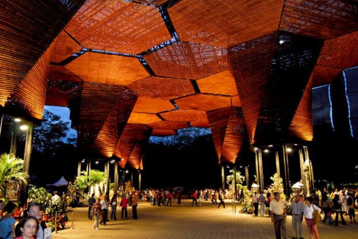 7необычных парков мира