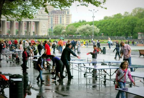 Самые веселые московские парки - Фото №2