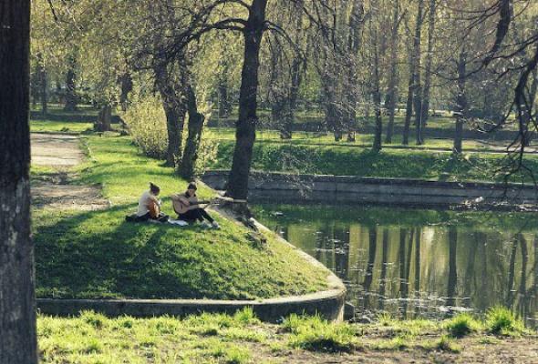 Самые веселые московские парки - Фото №3