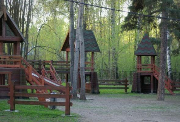 Самые веселые московские парки - Фото №4